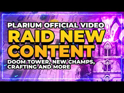 RAID Shadow Legends | NEW CONTENT OFFICIALLY REVEALED! | First Reaction!