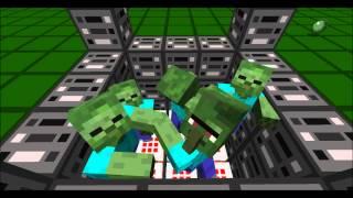 Meg & Dia - Monster [Minecraft]