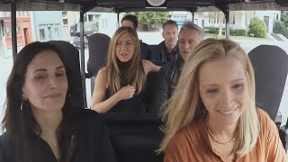 Friends Cast Sings Their ICONIC Theme Song!