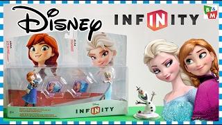 Disney Infinity Frozen Anna, Elsa & Olaf EM PORTUGUÊS