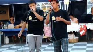 Ny ft Couto-Valoriza (ao vivo) Feira de Artes e Saberes [Espinho]