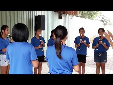 1071019重陽節直笛表演2 - YouTube