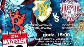 FINAŁ! Wszyscy na stadion! 28.09.2014 Wanda vs O'via