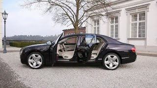 Bentley Flying Spur - Test - Fahrbericht
