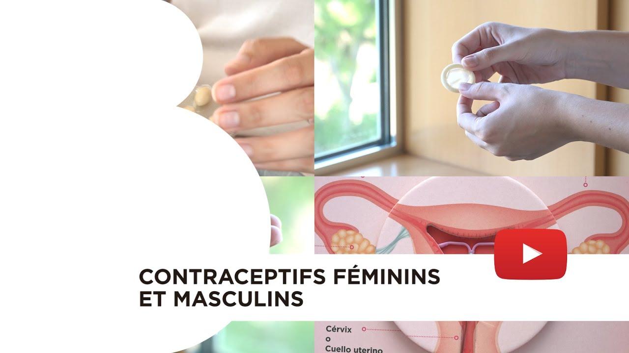 Contraceptifs féminins et masculins, en quoi affectent-ils ma fertilité?