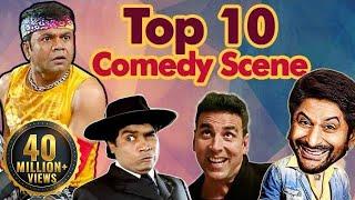 Shemaroo Bollywood Comedy - Top 10 Comedy Scenes (HD) Ft - Arshad Warsi | Johnny Lever | Rajpal