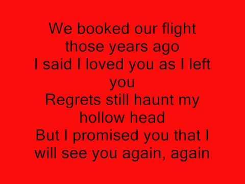 Black Veil Brides The Morticians Daughter Acoustic Version Lyrics Chords