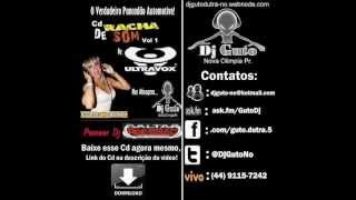Dj Guto Nova Olimpia Pr   CD RACHA DE SOM ULTRAVOX By Dj Guto