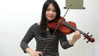 Sia - Bird Set Free (Violin Cover)