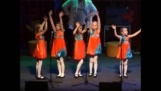 Svirplys - Zalia dainele