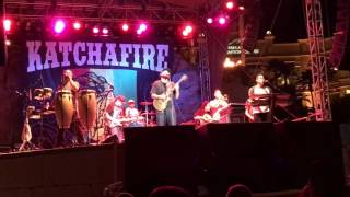 Katchafire - Collie Herb Man Live