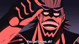 One Piece [BADASS] Funny Clip! width=