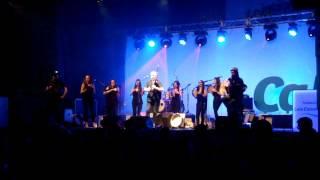 Xabier Díaz & Adufeiras de Salitre - Carballesa do carballal. Concerto en Carballo 2016