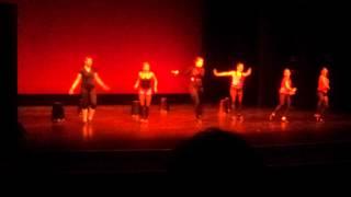 Bossa Nova dance DEC 4-26-2014