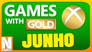 Live Gold: JUNHO 2017 - Watch Dogs / Assassin's Creed 3 e MAIS! - Noberto Gamer