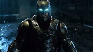 Black & Blue, God vs Man [Part 1] | Batman v Superman (4k, HDR)