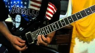 Alter Bridge-Blackbird (solo Cover By eddie Ashes)