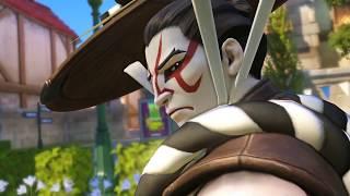 Hanzo - kabuki YOOOO