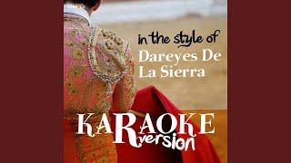 Que Bonito Es Querer (Karaoke Version)