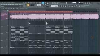 Tu Me Gustas - Kevin Roldan Ft Dave G / Super Remake / Instrumental / Free FLP Prod By: Nyal Real