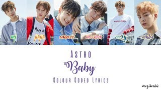 Astro - Baby + Colour Coded; Han/Rom/Eng
