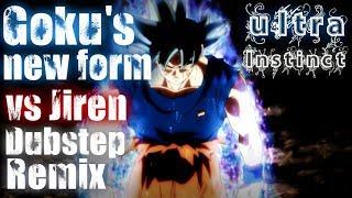 Goku's new form VS Jiren [Dubstep Remix]