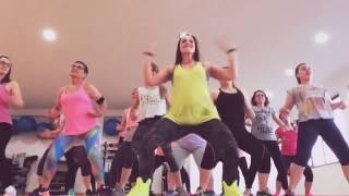 Zumba - Daddy Yankee - Shaky Shaky - Paula Matinhas