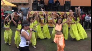 Coreografia Sera Sera Shakira Grupo Juvenil Semilla Nueva