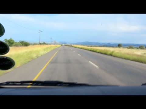 A trip through the South African country