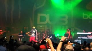 B.o.B. Strange Clouds - Live Dub Show Atlanta 2012