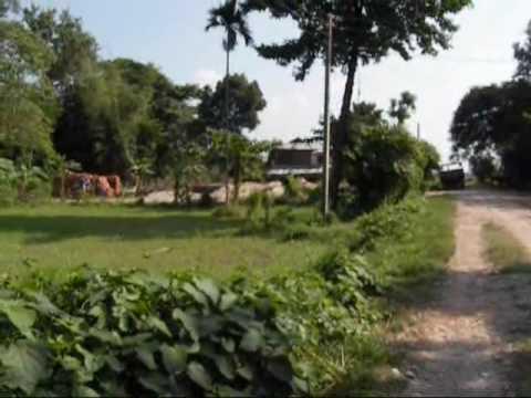 Village East Nepal terai.wmv