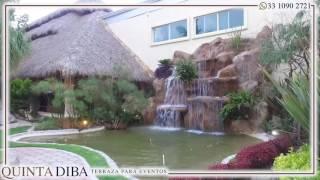 Quinta Diba Terraza Para Eventos en Guadalajara