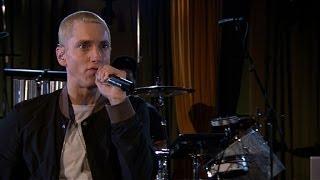 Eminem - Not Afraid in session for BBC Radio 1