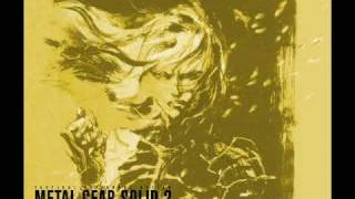 MGS2 Documix - Caution (Plant) [Sons of Liberty]