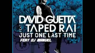 David Guetta - Just One Last Time Remixed By DjManuel.mp3