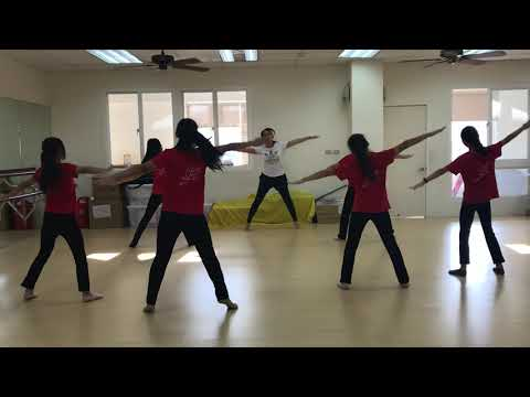 108大會舞---大夢想家 - YouTube