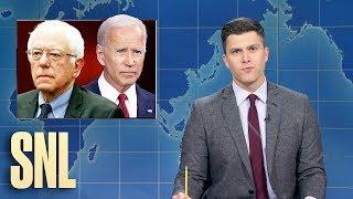 Weekend Update: Joe Biden Becomes Front-Runner - SNL