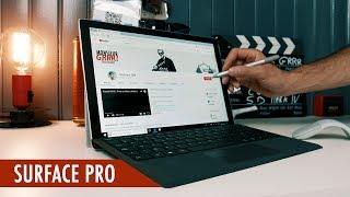 Microsoft Surface Pro : Le Test