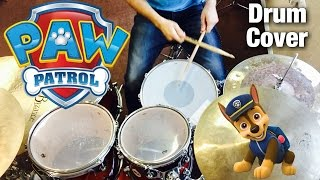 Paw Patrol Theme Song | Drum Cover