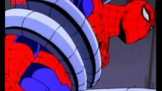 Spider-man intro
