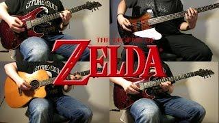 [NIGHTMAZE] Zelda II: Palace/Temple Theme (Rock/Metal Cover)