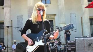 Bleached - No Friend Of Mine Primavera Sound Festival 2012