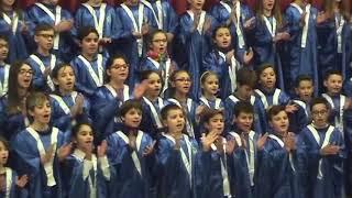 Kumbaya By coro gospel scuola primaria I C  Giuliano di Latina