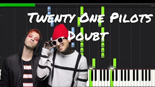 Twenty One Pilots - Doubt Piano Tutorial