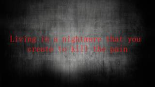 Blacklite District - Living In A Nightmare (lyrics)