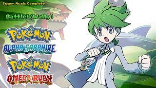 Pokémon Omega Ruby/Alpha Sapphire - Vs Wally [Official Soundtrack]