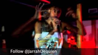 "Jarrah Dequien Performs ""Hit Em With The Walk""  Live in Manhattan @  Tropical 128 """