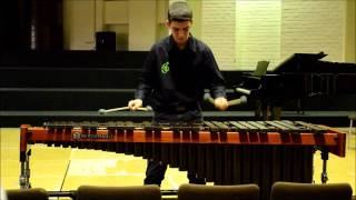 Coldplay - Viva la Vida (Marimba Cover)
