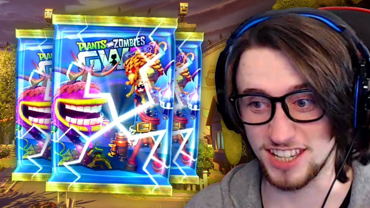 Wolfy Playz - Another day another Garden Warfare 2 Pack Opening