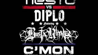 Tiësto vs. Diplo ft. Busta Rhymes - C mon (Catch  Em By Surprise) (3).mp4
